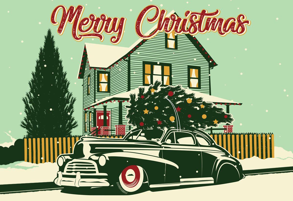 weihnachtswerbung