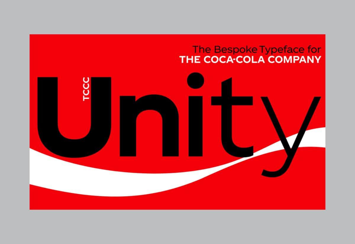 Cola schrift
